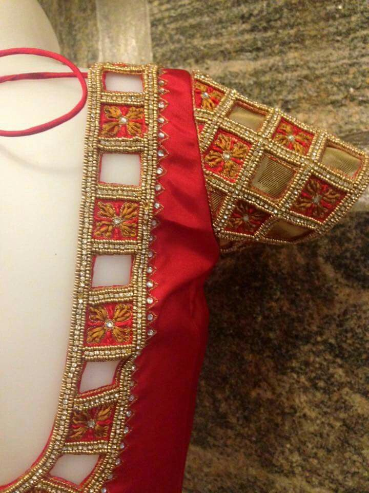 Pin By Anu Mahi On Designer Blouses | Pinterest | Blouse Designs Saree And Saree Blouse
