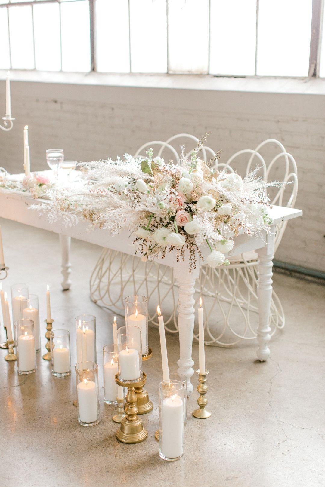 Minimal and Fresh 2020 Wedding Decor Ideas in 2020