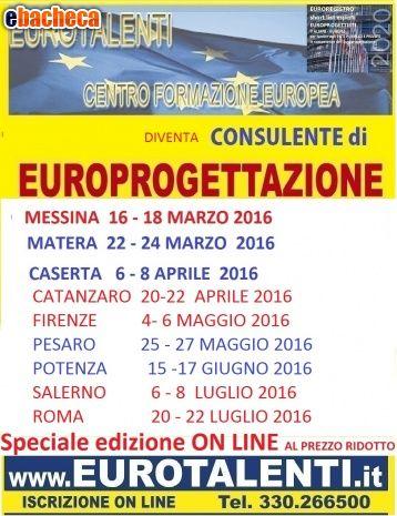 #europrogettazione - Messina