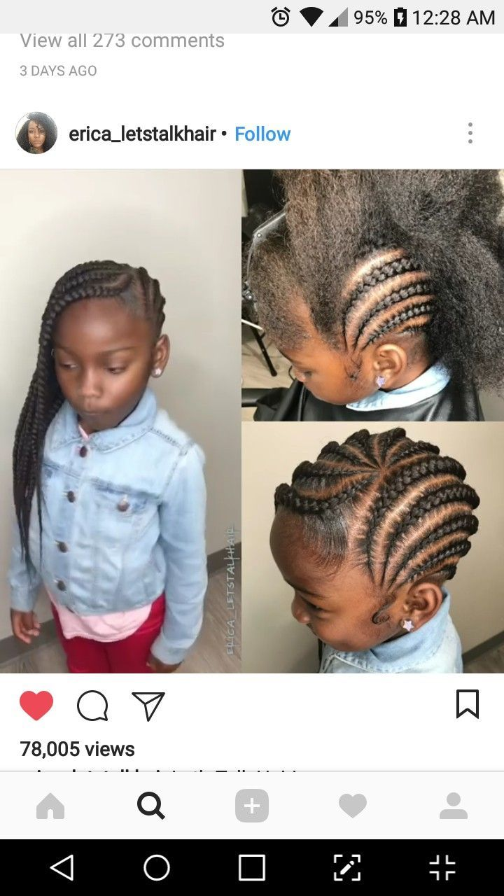 Pin by Eva LYCO on tresses enfants in 2019 Coiffure