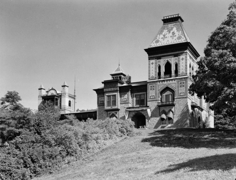 Historic American Houses New York Greenport Frederic Edwin
