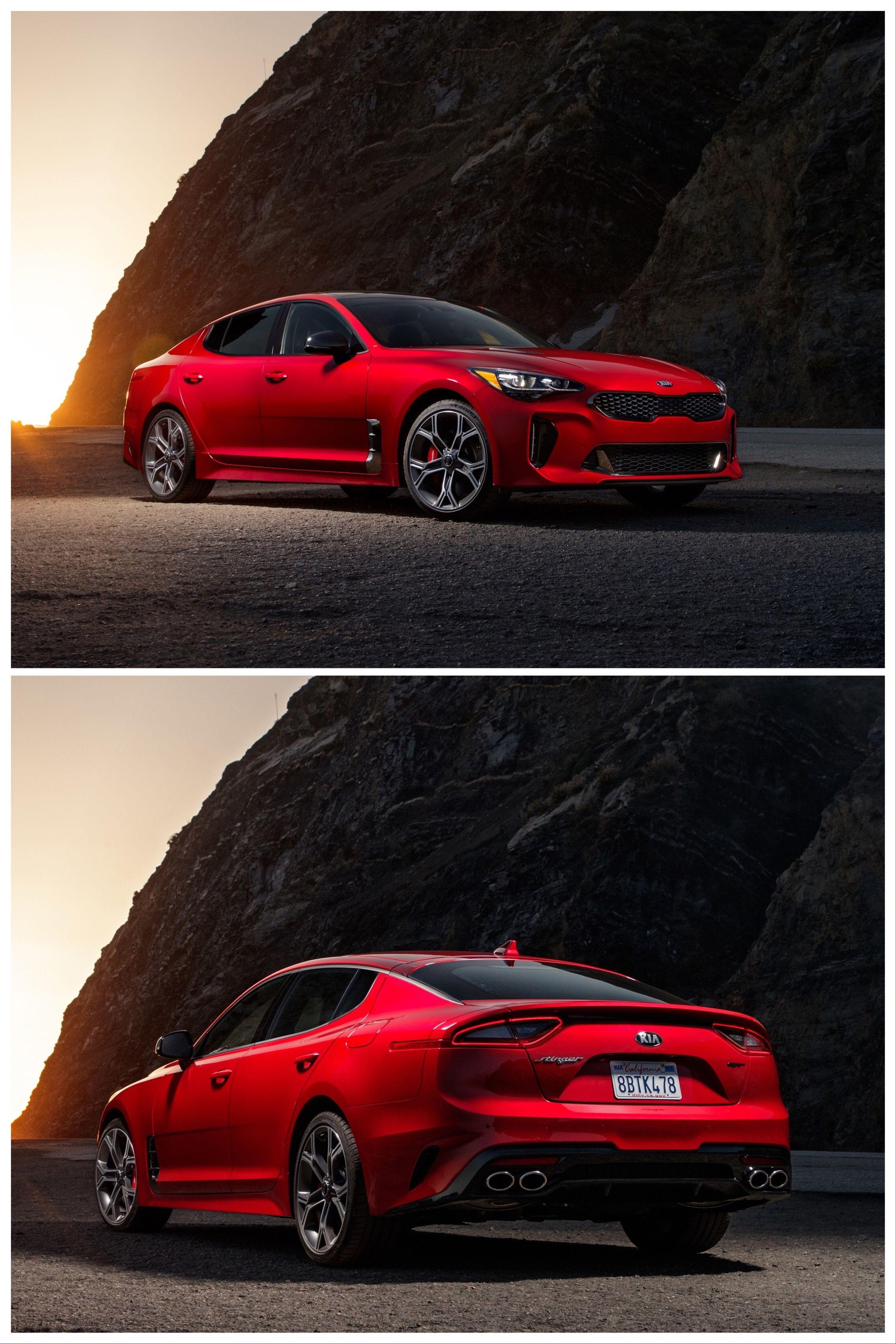Kia Stinger Gt Long Term Test Wrap Balance Is Key In 2020 Kia Stinger Kia Sports Sedan