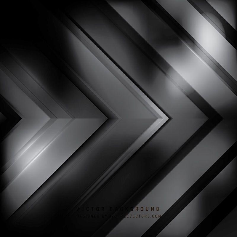 Black Arrow Background Design Arrow Background Background