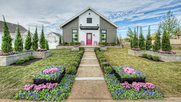 Pin by Meghan Barrow on Outside   Extreme makeover home ...