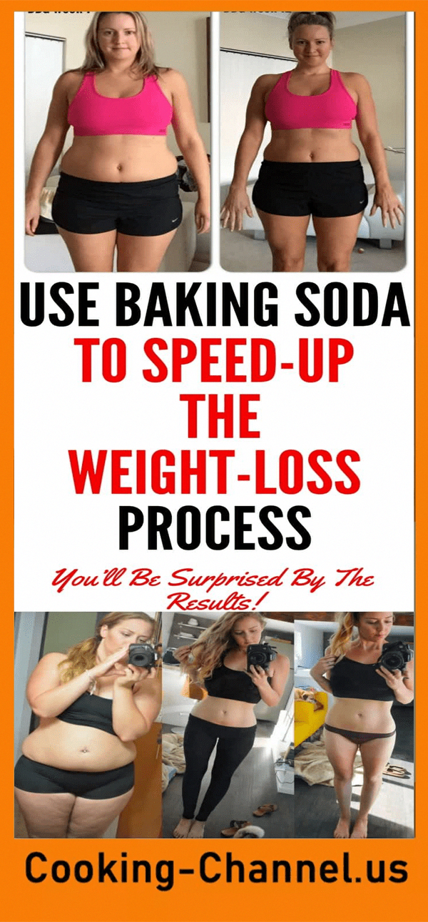 Women How To Use Baking Soda To Speed Up The Weight Loss Process