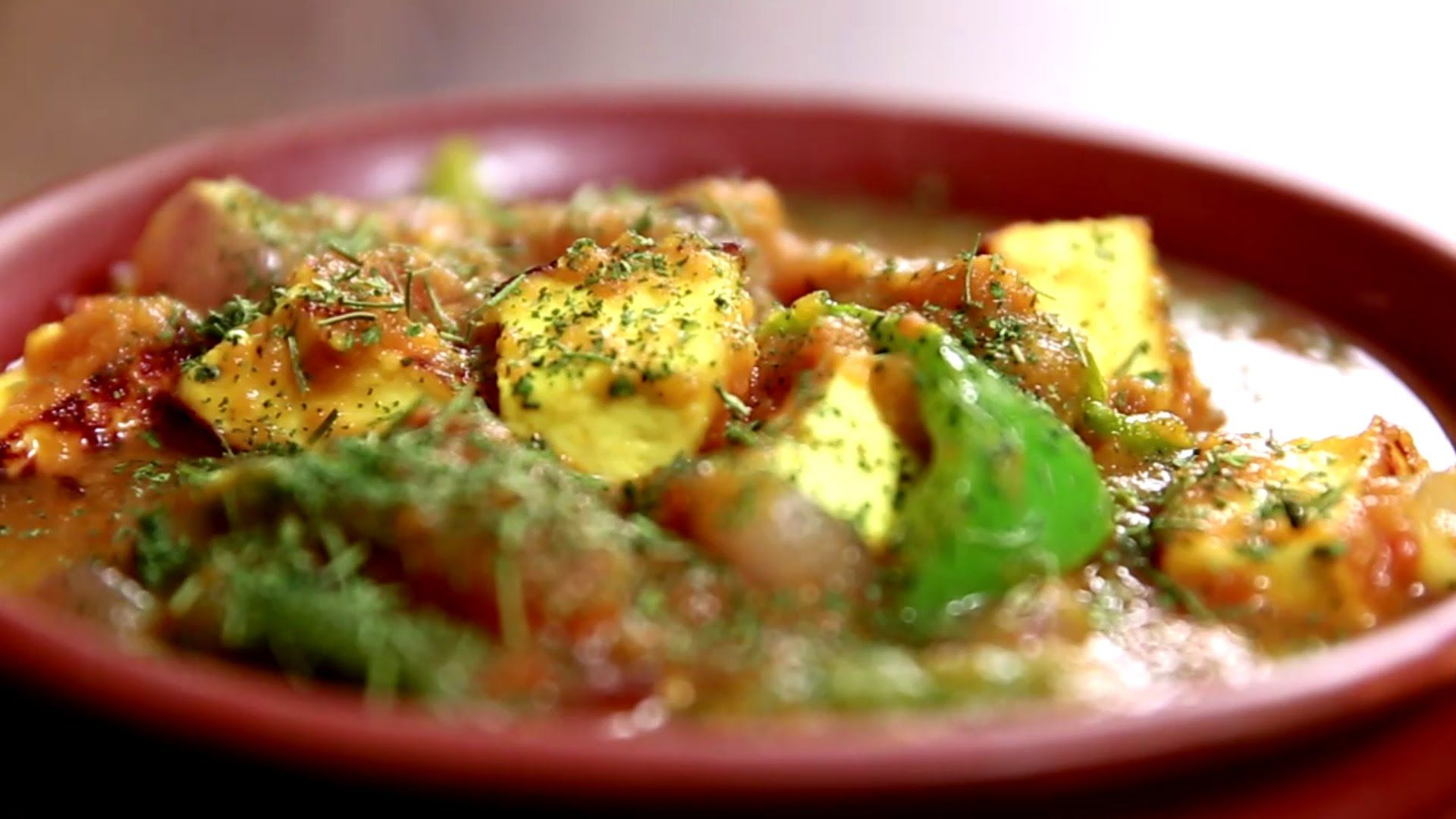 Paneer do pyaza restaurant style recipe the bombay chef varun food forumfinder Gallery
