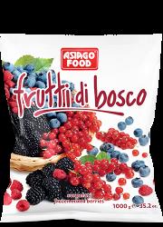 La mousse ai frutti di bosco è un dolce al cucchiaio fresco e delicato preparato con meringa all'italiana, panna e deliziosi frutti di bosco surgelati.