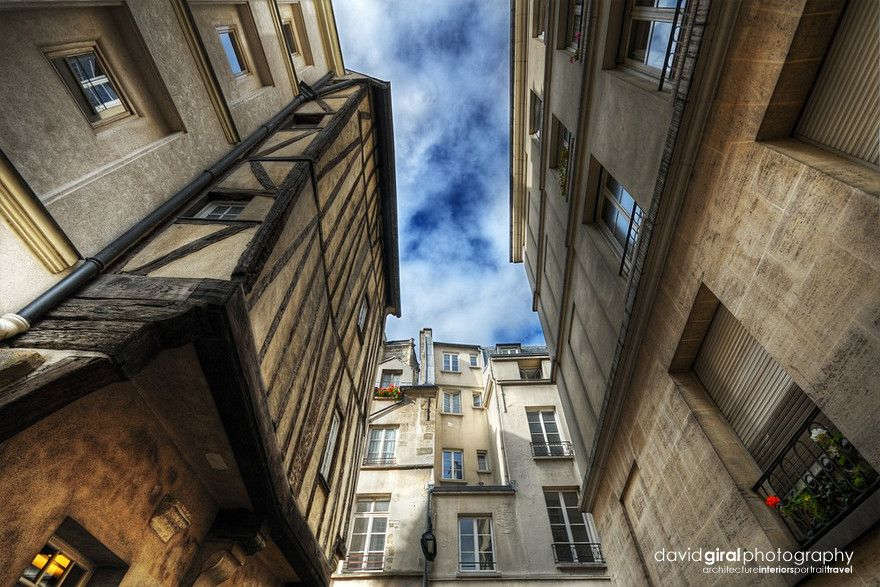 A Walk into Medieval Paris