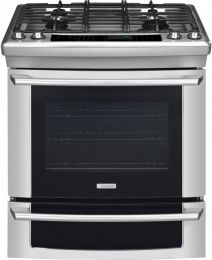 Electrolux Ei30gs55js Iq Touch 30 Electrolux Slide In Range Oven