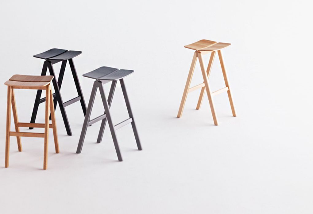 Copenhague stool hay product furniture stools