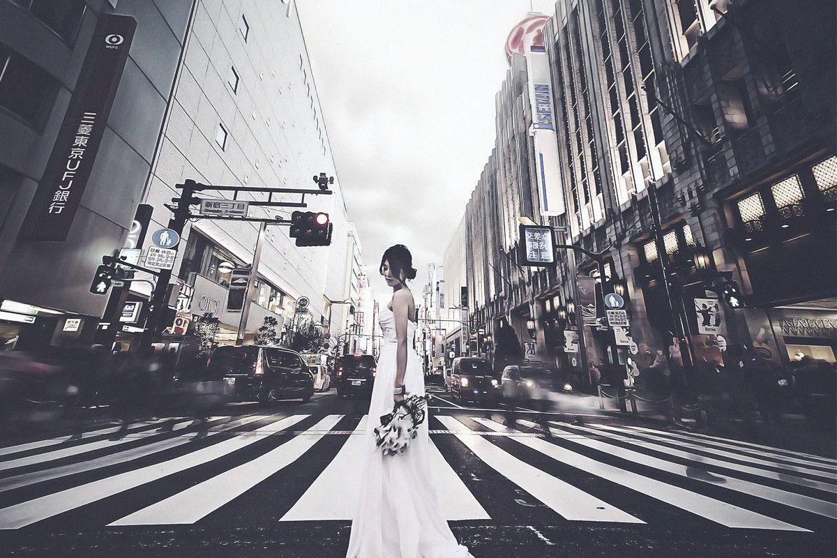 #プレ花嫁 #前撮り #街中フォト #フォトウェディング #ロケーションフォト