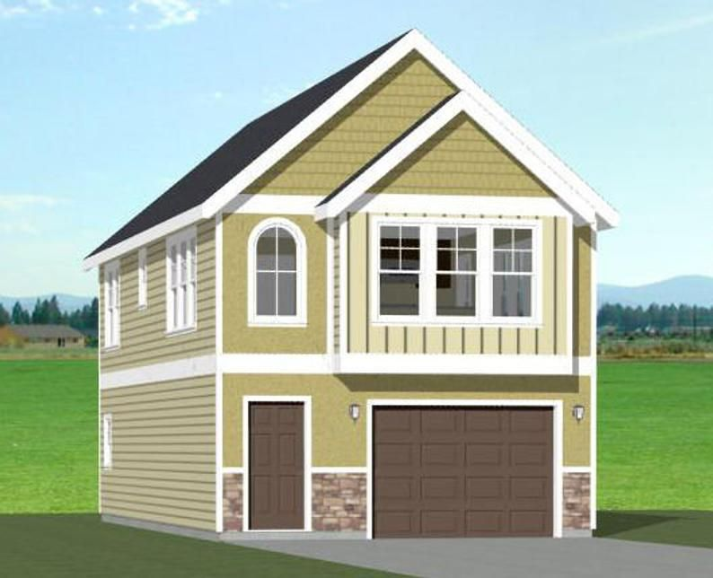 20x40 House 2 Bedroom 1.5 Bath 883 sq ft PDF