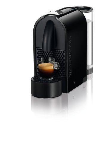 special offers nespresso u d50 espresso maker pure black for sale
