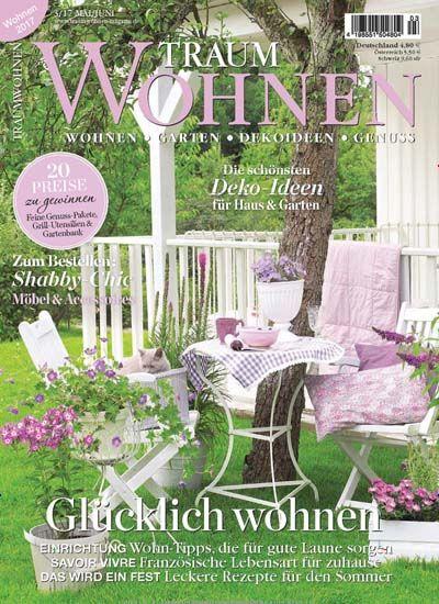 Ich Mochte Dir Die Zeitschrift Traumwohnen Epaper Empfehlen Wohnen Zeitschriften Deko Ideen