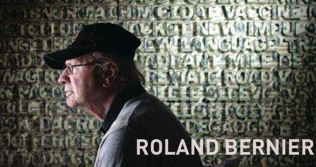 Meet Roland Bernier.