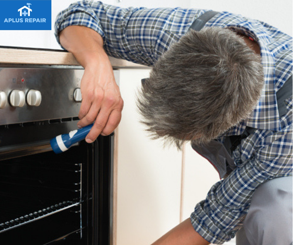 Is Your #Oven Not Heating? Consult With #AplusRepair. We