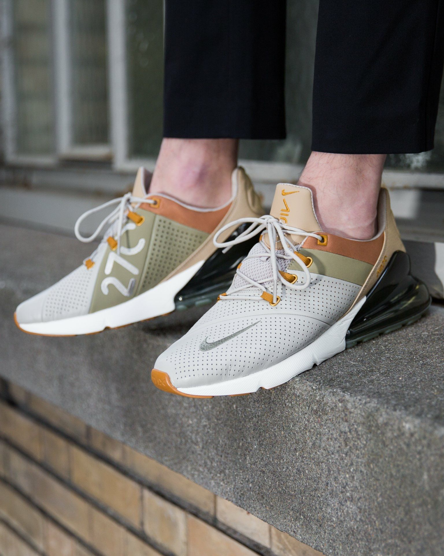 Nike Air Max 270 Premium 'Desert Ochre' | shoes.. and