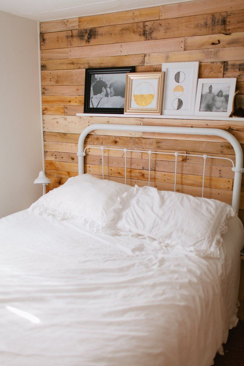 9 Amazing Mobile Home Bedrooms   Bedrooms, Decorating and Wood planks