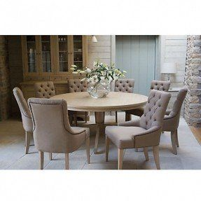 Round Dining Room Tables For 8 | DINING FURNITURE | Pinterest ...