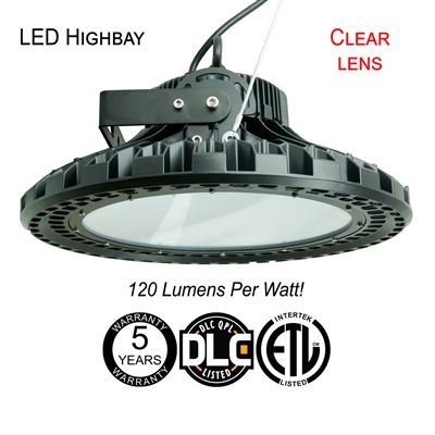 green led zone 120277v input 5000k 18500 lumens dlc 40 compliant 50000 hour life with year warranty great for warehouse lighting retrofits green led zone 150 watt highbay fixture 120 per replaces