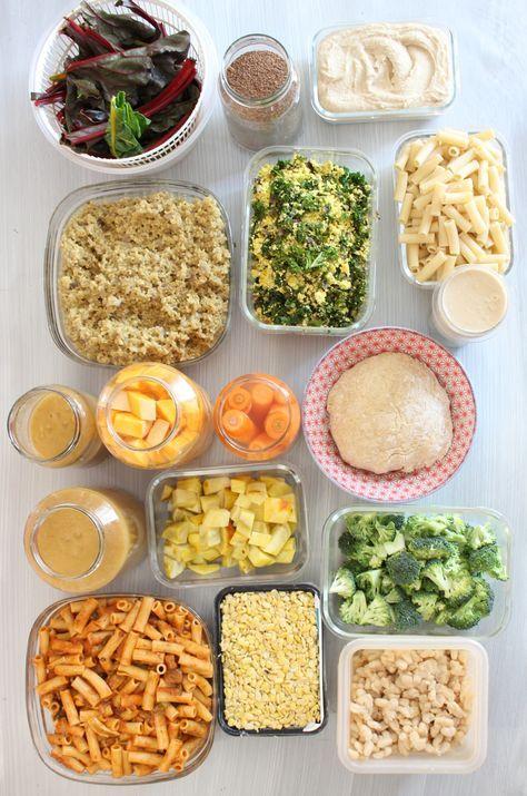 2 heures en cuisine meal prep vegan familial et - Cuisine economique 1001 recettes ...
