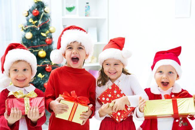 5 festive christmas games for kids - Kids Santa