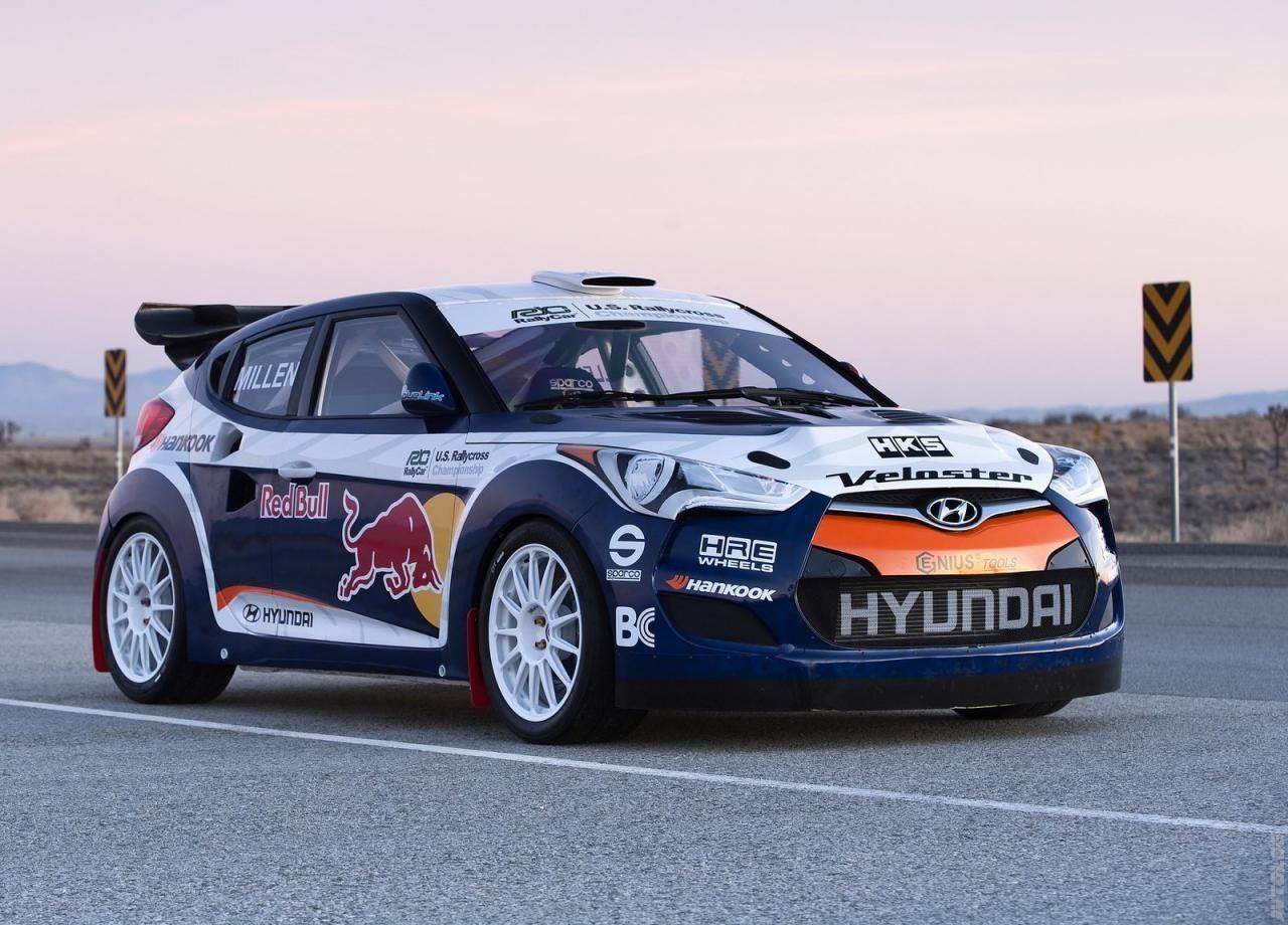 2011 Hyundai Veloster Rally Car   Hyundai   Pinterest   Hyundai ...