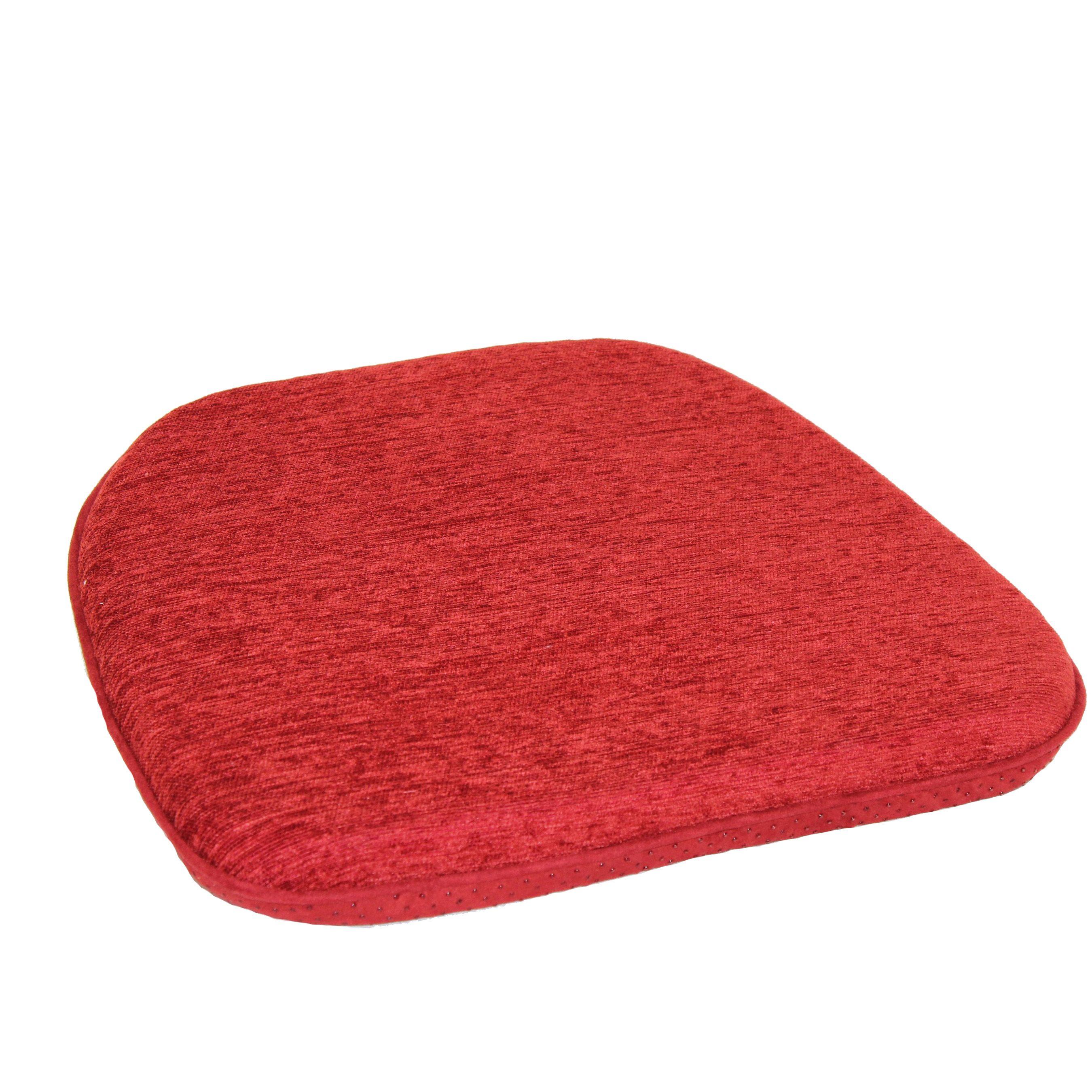 Gentil BRENTWOOD ORIGINALS INC Foam Chair Pad, Brown