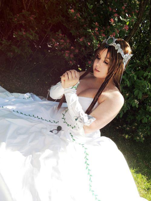 Princess Garnet from Final Fantasy IX Cosplay