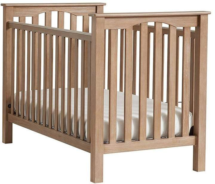 Best Pottery Barn Kids Kendall Low Profile Fixed Gate Crib 400 x 300