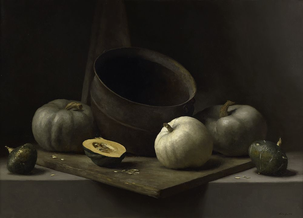 Sarah Lamb | Still Life Gallery, commission, trompe l'oeil, game, landscape oil painting, contemporary realism, alla prima, classical oil pa...