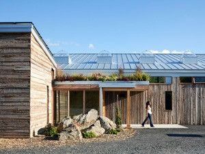 Living Building Challenge - impressive to see how people are reaching this challenge - check out the case studies to see what people are doing through the Living Future Institute