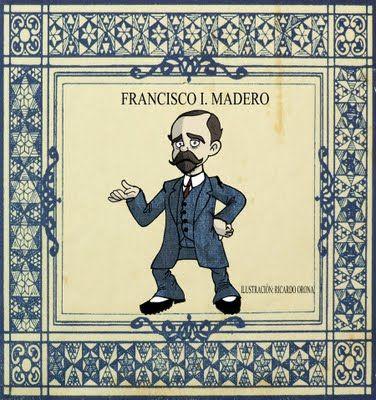 cfe438e380cc9 Francisco I. Madero presidente de México de 1911 a 1913.