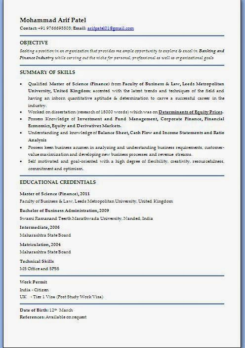 australian resume template sample template example