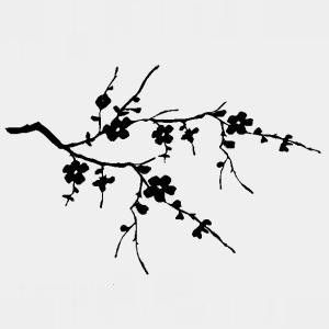 Img Thing Jpeg Image 300x300 Pixels Cherry Blossom Tree Tattoo Tree Tattoo Black Blossom Tree Tattoo