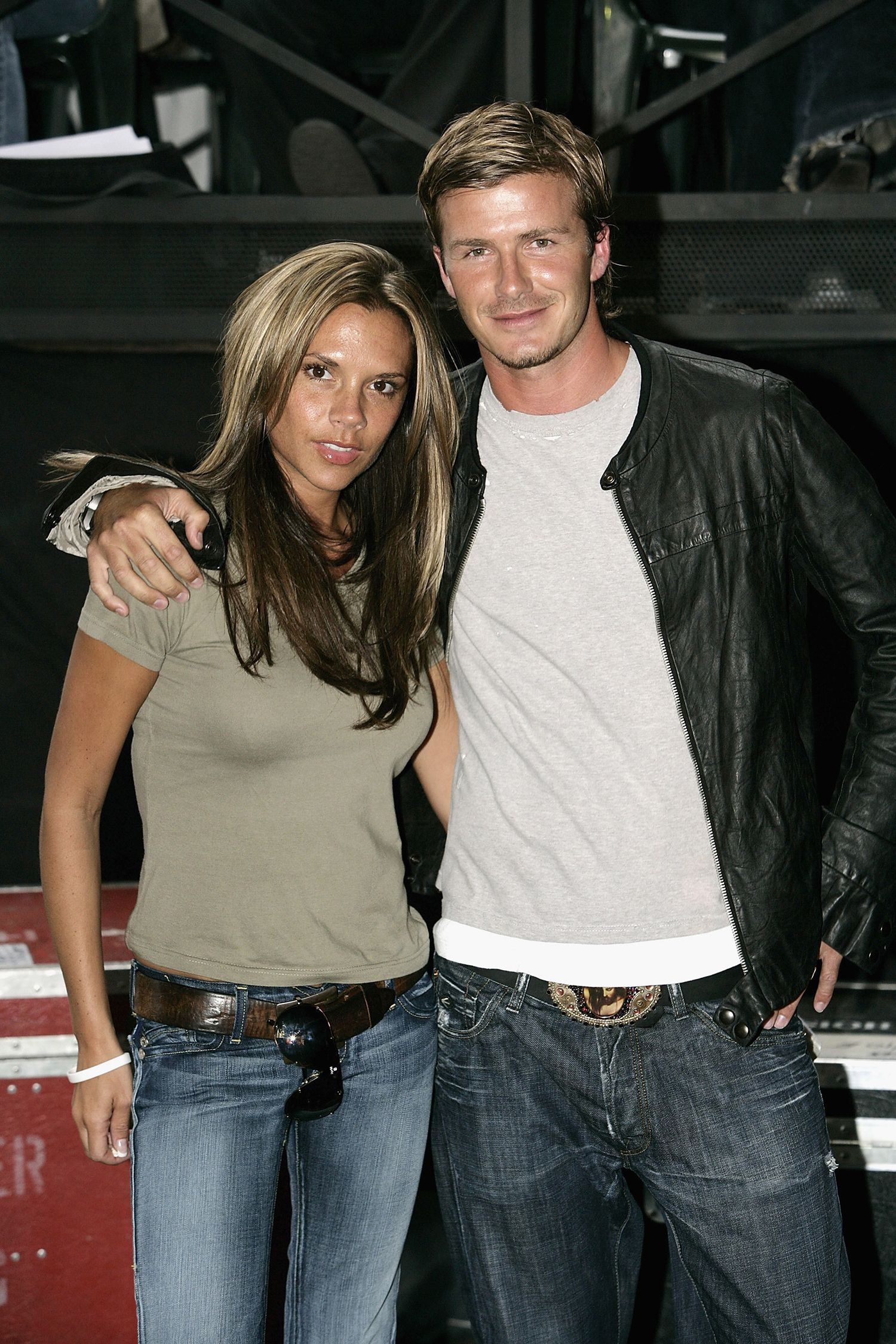 David Beckham's Style Transformation Through The Years