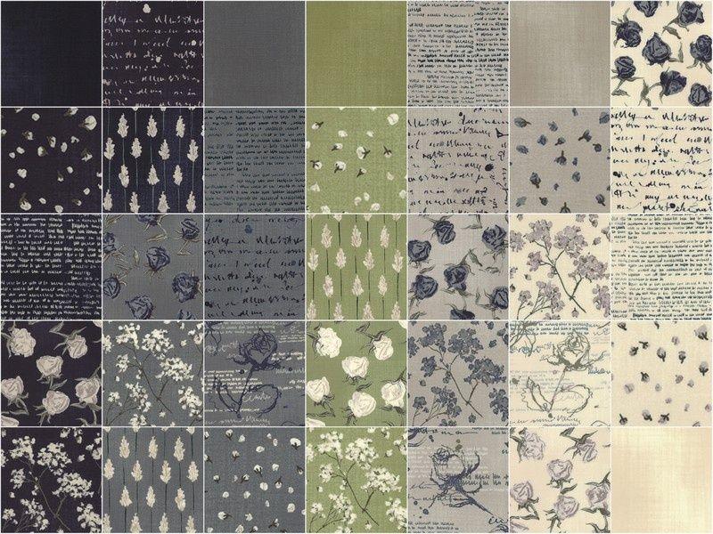 The Wordsmith Layer Cake - Janet Clare - Moda Fabrics — Missouri ... : moda quilt fabric - Adamdwight.com