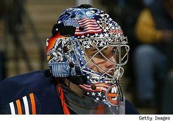 The 50 Best Goalie Mask Designs In Nhl History Goalie Mask Goalie New York Islanders