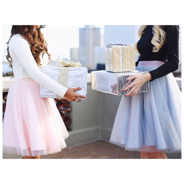 Haute off the Rack blog/A Pinch of Lovely blog - tulle skirts by Bliss Tulle
