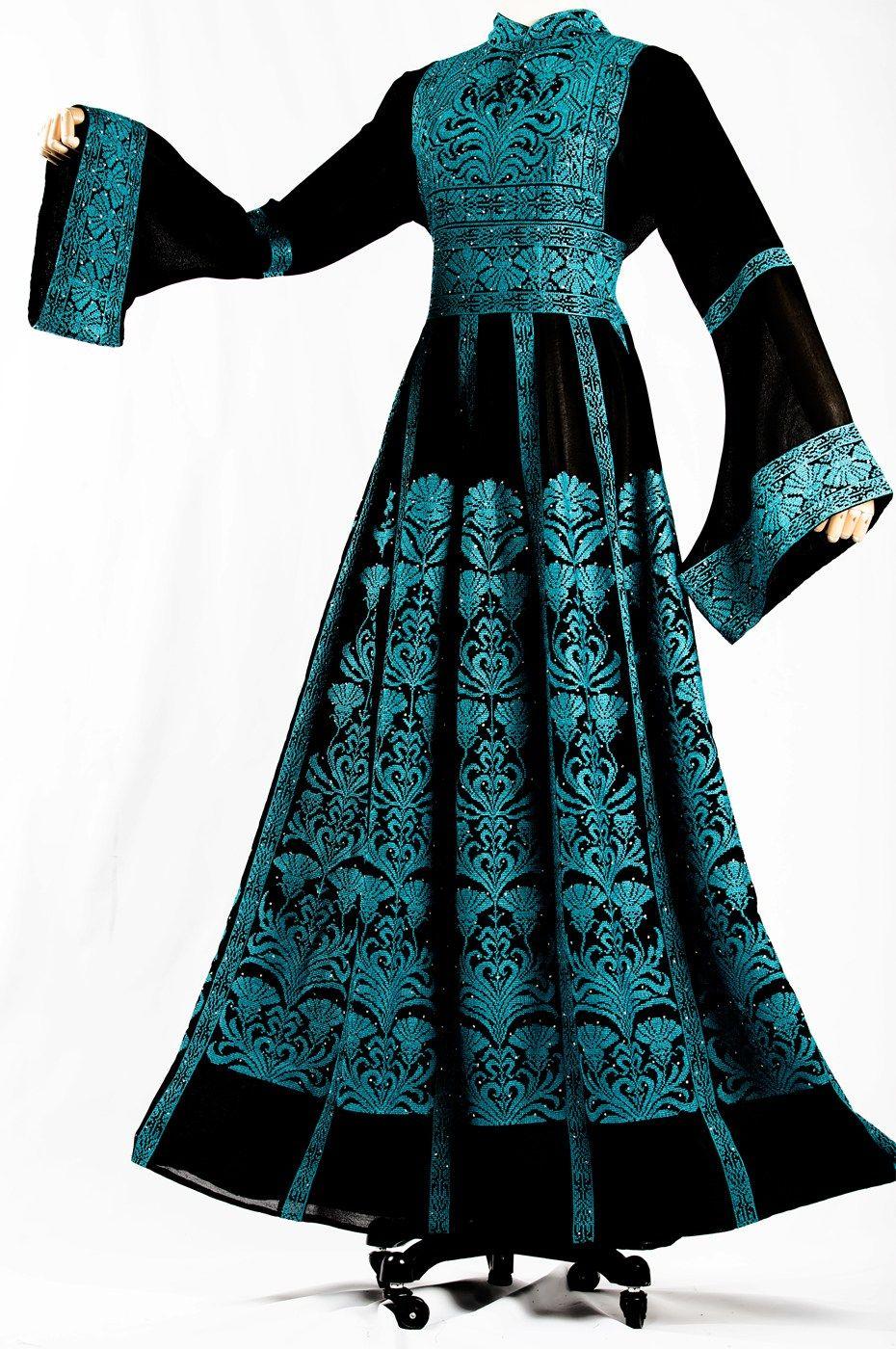 جلابية شرحات دبل كلوش السندس Formal Dresses Long Sleeve Dress Formal Dresses Long