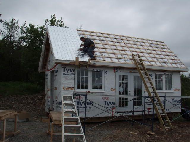 Battens Furring Strips Or Not Under Metal Roof Metal Roof Roof Pergola Canopy