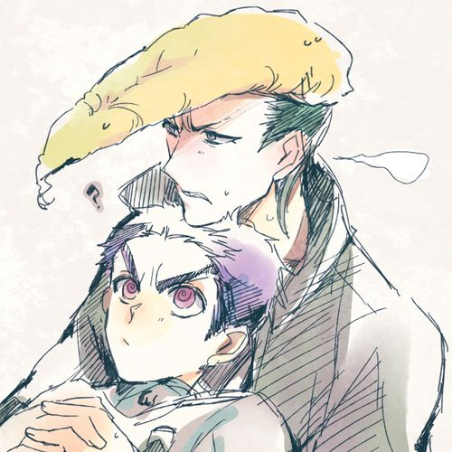 19) ishimondo   Tumblr   IshiMondo   Ishimaru kiyotaka, Anime, Izuru
