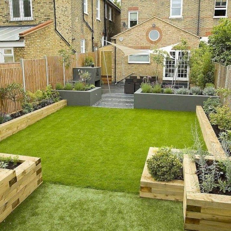 30 Beautiful Backyard Landscaping Design Ideas Achtertuin