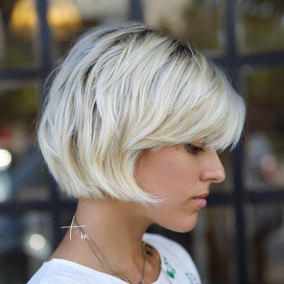 Long Shag Hairstyles Entrancing 40 Short Shag Hairstyles That You Simply Can't Miss  Platinum Bob