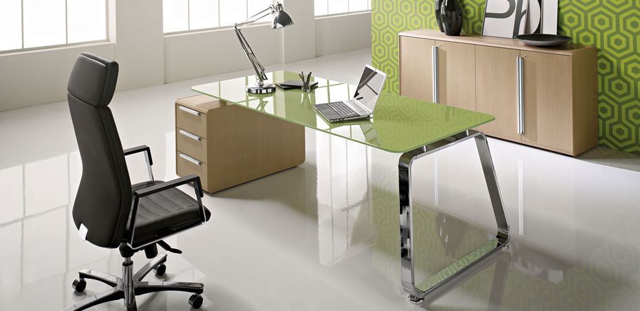 70 S Design Desk By Las Mobili With