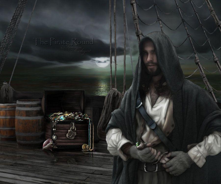 The Pirate Round by Tammara on DeviantArt