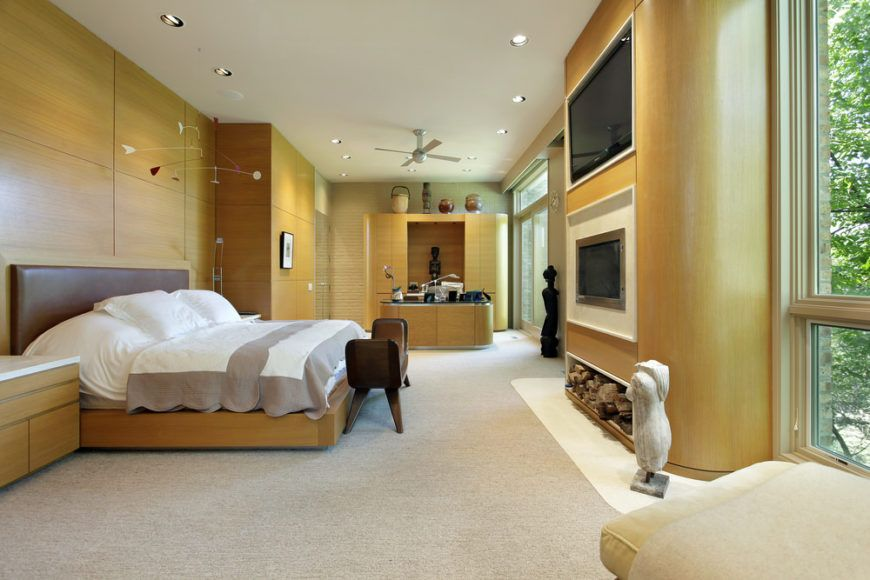 101 Master Bedrooms With Recessed Lights Photos Luxurious