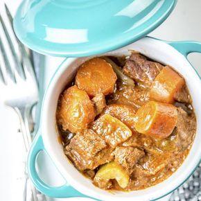 Bœuf bourguignon au Cookeo #vegetarischerezepteschnell