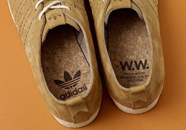 Wood Wood x adidas Consortium Gazelle Vintage