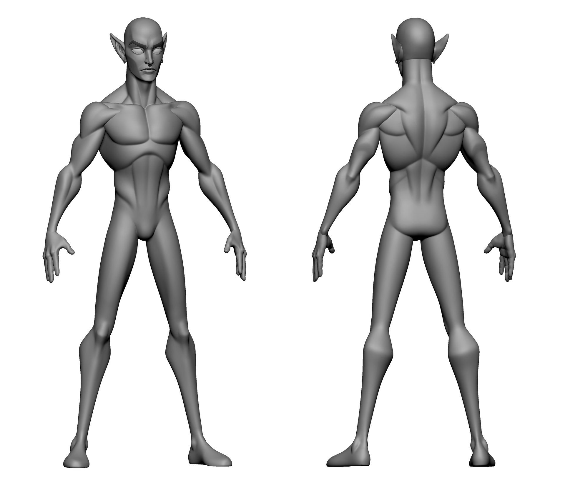 ArtStation - Stylized Link, Dan Mitchell   3D Reference & Tutorials ...